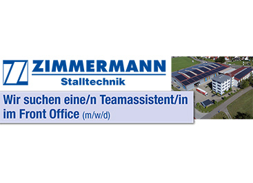 Teamassistent/in im Front Office (m/w/d) gesucht!